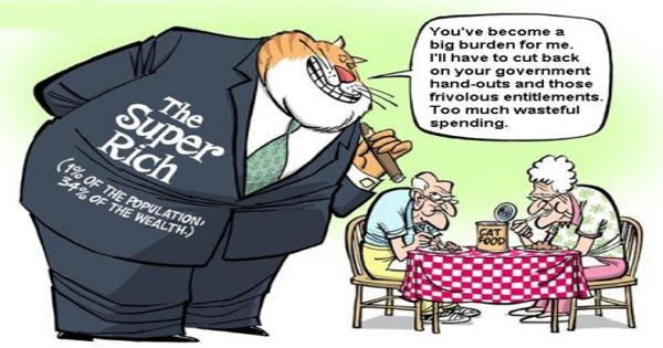economics system favors the wealthy