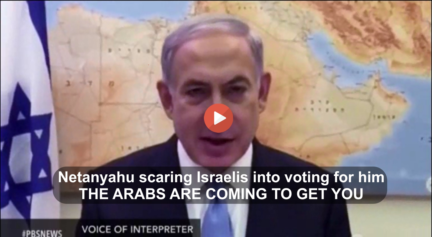 Benjamin Netanyahu Bibi Israeli Election