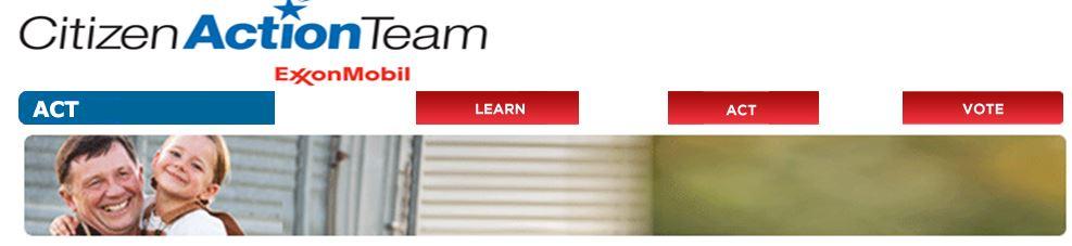 CitizenActionTeam ExxonMobil Citizen Action Team