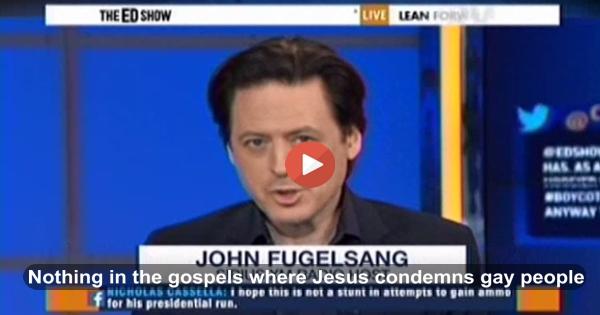 John Fugelsang