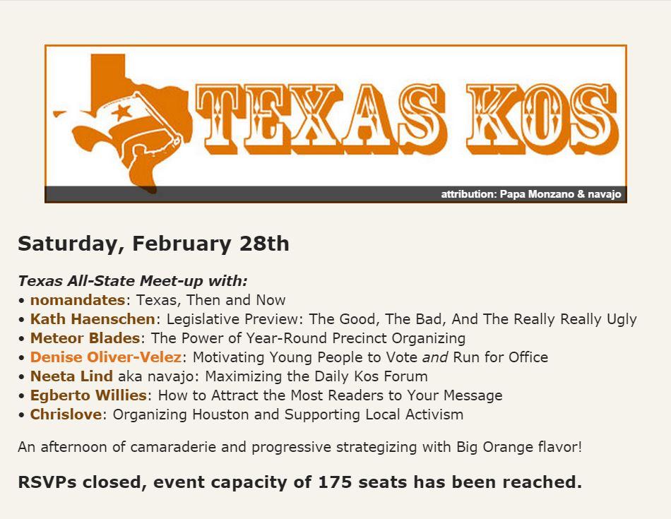 Texas KOS