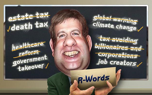 Estate Tax, Death Tax, Frank Luntz