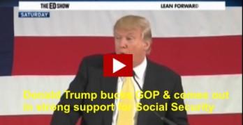 Donald Trump Social Security