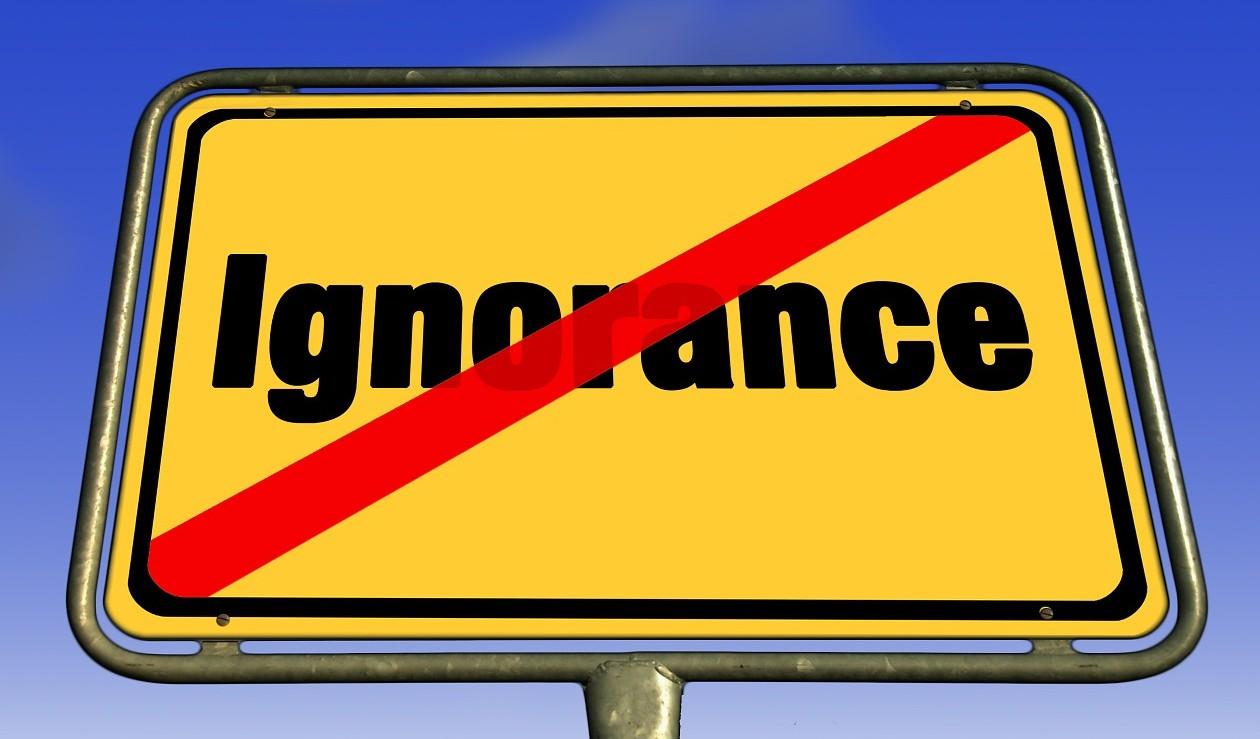 Ignorance Paul Krugman