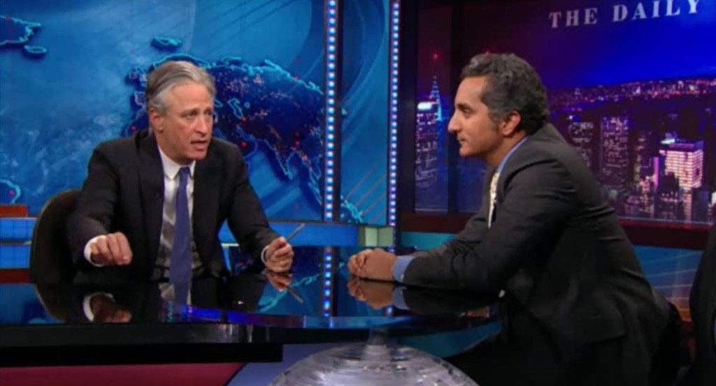 Jon Stewart - Bassem Youssef Understood Middle East turmoil in less than 3 minutes (VIDEO)