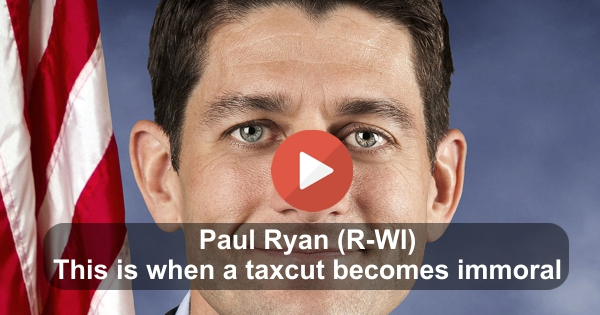 Paul Ryan Estate Tax