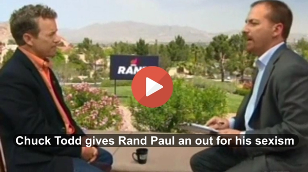 Rand Paul Interview with Chuck Todd2