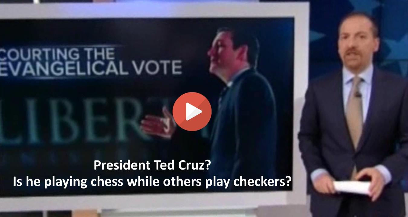 Ted Cruz President Evangelical