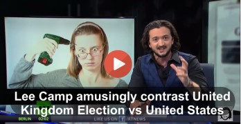 Lee Camp US UK Elections 2