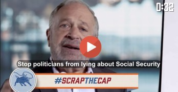 Stop Politicians from lying about social security