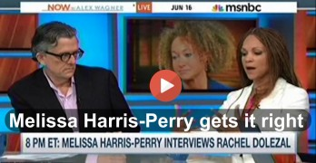 Melissa Harris-Perris warns the protectors of black space