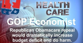 Obamacare GOP Republican Budget Deficit