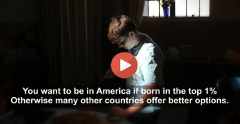 'Scandinavian Dream' is the real 'American Dream'