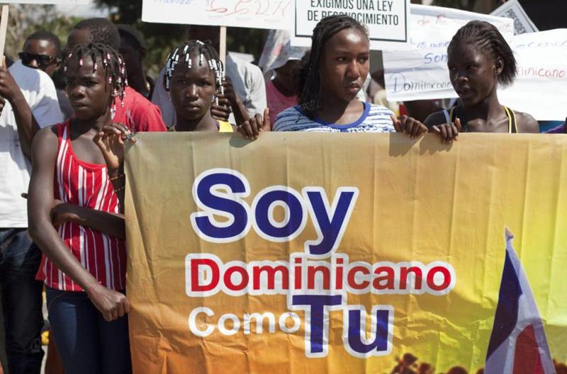 Dominican Republic ethnic cleansing haiti