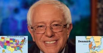 Bernie Sanders Denmark 2
