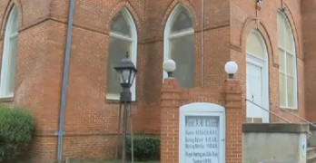 92 year old woman kicked out of Church for not tithing.