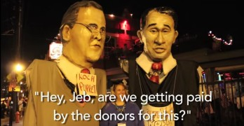 American Family Voices, Scott Walker, Jeb Bush