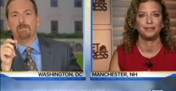 Chuck Todd fails in attempt to ambush DNC Chair on Bernie Sanders & democratic socialism.