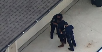 Police arrest after chase near houston TX
