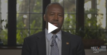 Ben Carson, Muslim, race,President