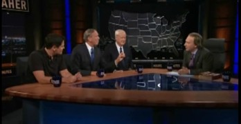 Bill Maher slams delusional GOP debate as he highlighted Obama success facts.