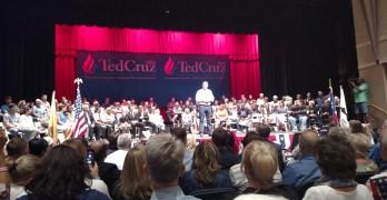 Ted Cruz at Kingwood Texas Tea Party Rally