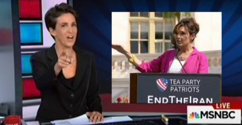 Rachel Maddow - Sarah Palin