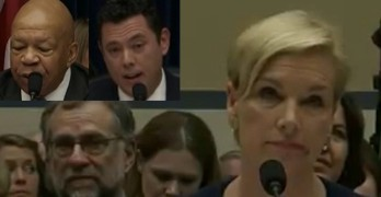 Rep Elijah Cummings eviscerates GOP Chairman for Planned Parenthood pay hypocrisy
