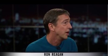 Ronald Reagan described as 'liberal' by his son on Bill Maher's Real Time