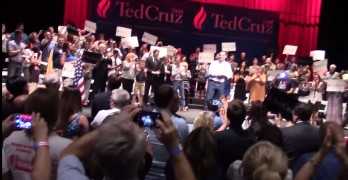 Ted Cruz in Full Speech