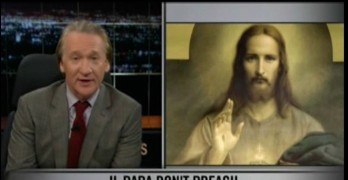 Bill Maher - In order to be both Republican & Christian they had to create an entirely new Jesus.