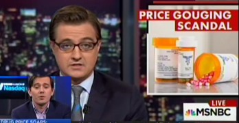 Drug price gouging CEO Martin Shkreli learns that Capitalism giveth and taketh away