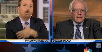 Bernie Sanders defends Ben Carson by calling out the media for their big failure.
