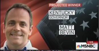 Bevin election
