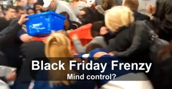 Black Friday Frenzy - Mind Control