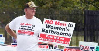 Houston Equal Rights Ordinance (HERO) defeat