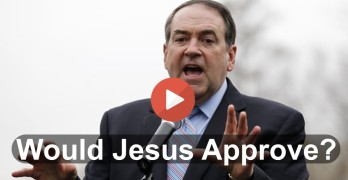 Mike Huckabee Supports Denying Coverage For Those With Preexisting Conditions. Christian