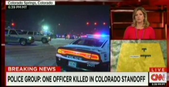 Police officer murdered in act of domestic terrorism at Planned Parenthood (VIDEO)