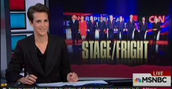 Rachel Maddow calls out GOP debate lies & ignorance with examples