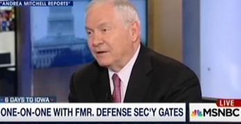 election 2016 GOP Republican slammed by Former Defense Secretary Robert Gates