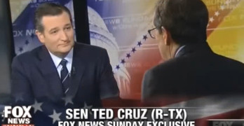 Ted Cruz Chris Wallace