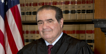 Antonin Scalia dead at 79