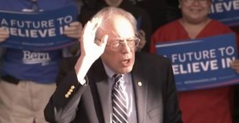 Bernie Sanders Nevada Caucus concession speech – Full Transcript Feb. 20, 2016 (VIDEO)