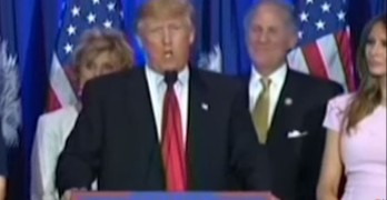 Donald Trump remarks after South Carolina primary - Full Transcript (VIDEO)