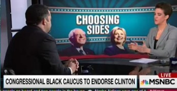 Ex-NAACP Head Ben Jealous gives detail reason for his Bernie Sanders endorsement.