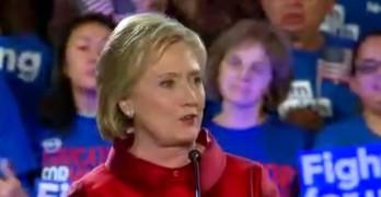 Hillary Clinton Nevada Caucuses victory speech - Full Transcript (VIDEO)