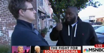 Killer Mike makes staunchest case for Bernie Sanders yet (VIDEO)