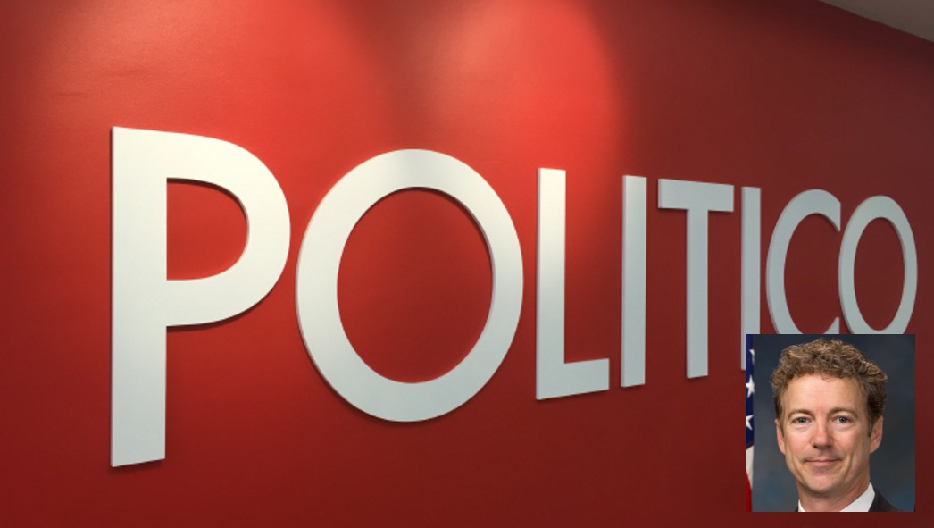 Politico called out Egberto Willies on Rand Paul