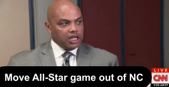 Charles Barkley on NBA All-Star Game and North Carolina