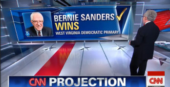 Bernie Sanders Wins West Virginia